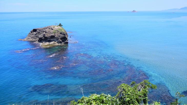 鳥取県東部の海水浴情報について